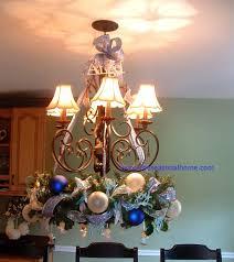 Chandelier Decorating Ideas Chandelier Wreaths For Fall U0026 Christmas The Seasonal Home