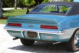 1969 camaro rear spoiler the breathing 425 hp 1969 camaro rs copo