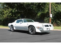 New Trans Am Car 1976 Pontiac Firebird Trans Am For Sale On Classiccars Com 26