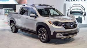 truck honda 2017 honda ridgeline u0027s fuel economy trumps all other midsize