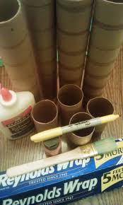 paper towel roll candles craft supplies woo jr kids activities