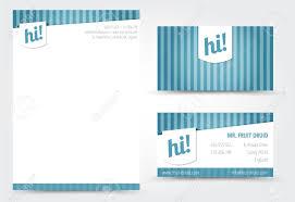 letterhead design stock vector illustration and royalty letter