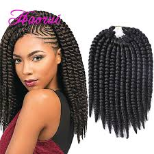 twisted hair for chrochet 14inch natural havana mambo twist crochet braid hair havana twist