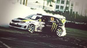 drift cars wallpaper burnout drift drifting cars ken block subaru impreza wrx walldevil