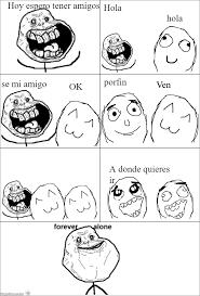 Memes De Forever Alone - ragegenerator rage comic meme de forever alone v