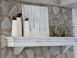 cleaning a stone fireplace best 25 painted stone fireplace ideas on pinterest painted rock