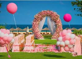 wedding arches buy shaped wedding arch flower arch of high quality for wedding