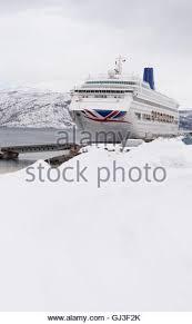 oriana cruise ship in alta stock photos oriana cruise ship in