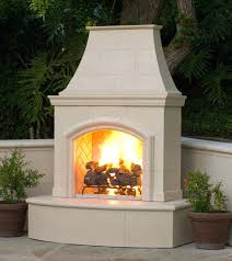 Stone Fireplace Kits Outdoor - prefab outdoor stone fireplace kits wood burning fireplaces