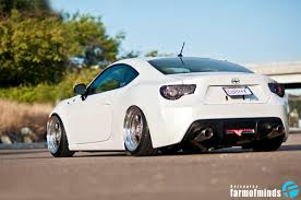 frs toyota 2013 crazy low scion frs from stance nation sitting pretty