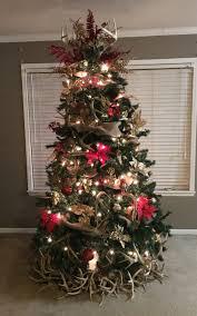 my deer horn deer antler christmas tree alabama christmas