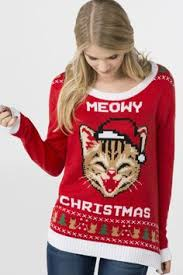 meowy christmas sweater meowy christmas fanbuild