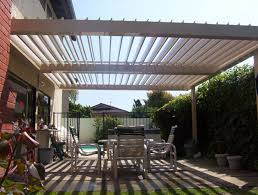 Louvered Patio Roof Louvered Roofs Shading