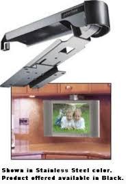 under cabinet tv mount swivel lcd5 lcd under cabinet swivel mount vesa 75 100 for panasonic tc