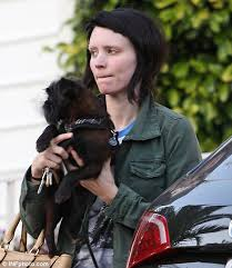 Lisbeth Salander From The With The With The Rooney Mara Stuck With Lisbeth