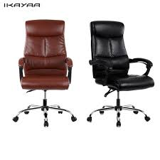 Executive Brown Leather Office Chairs Online Get Cheap Leather Office Chair Aliexpress Com Alibaba Group