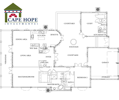 Cape Style House Plans by Spanish Style Floor Plans Ahscgs Com