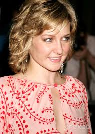 back view of amy carlson s hair amy carlson pretty hairstyle pinterest amy carlson layered