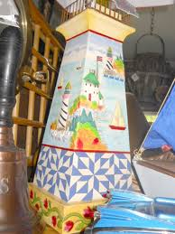 jim shore thanksgiving figurines jim shore heartwood creek lighthouse lamp w shade ebay jim