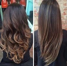 Stufenschnitt Lange Haare by Neuer Schnitt Für Lange Haare