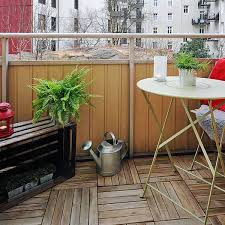 Outdoor Furniture Balcony by 15 Green Decorating Ideas For Small Balcony Spring Decorating