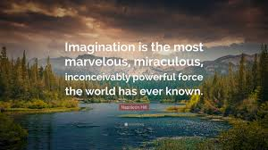 why the best place to live is in your own imagination conscious