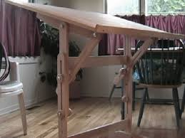 Drafting Table Plans Drafting Table Reader U0027s Gallery Fine Woodworking Old Wood