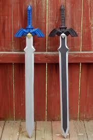 Dark Link Halloween Costume Legend Zelda Master Sword Prop Agenda