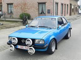 1976 opel manta kemmel historic classic cars