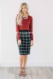plaid skirt black plaid modest skirt modest bridesmaids dresses with sleeves