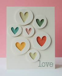 Designs Of Greeting Cards Handmade Best 25 Valentines Card Design Ideas On Pinterest Heart Cards