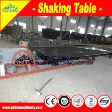 competitive price gravity mining equipment gold gemini shaking