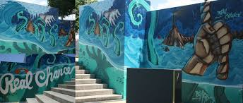 Wall Mural Sunlight In The Metagraphics Murals Murals Brisbane Graffiti Artist Brisbane