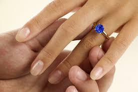 betrothal ring 5 reasons brides are buying sapphire engagement rings