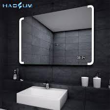 Anti Mist Bathroom Mirror Bathroom Mirror Foshan China Bathroom Mirror Foshan China