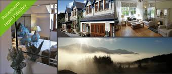 pitlochry breaks weekend breaks pitlochry rosemount hotel