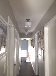 Low Ceiling Light Fixtures by Hallway Lighting Fixtures Home Design Ideas