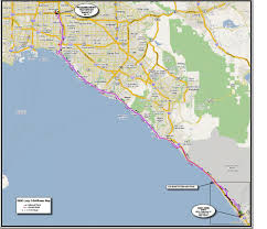 Cal State Fullerton Map Brevets George U0027s Epic Adventures