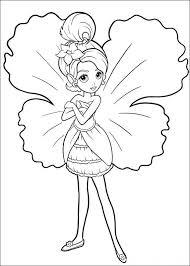 fairy coloring pages fancy fairy printable coloring pages