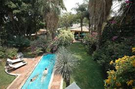 Average Backyard Pool Size Home Dzine Garden Put In A Lap Pool