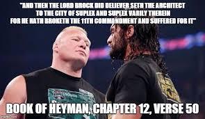 Wwe Memes Funny - the 30 best seth rollins memes about the architect