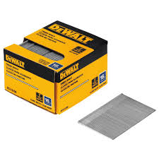 Coil Nails Home Depot by Dewalt Collated Nails Screws U0026 Staples Fasteners The Home Depot