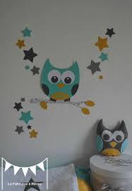 hibou chambre bébé decoration chambre bebe hibou idées de décoration capreol us
