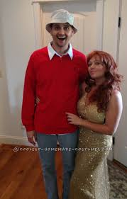 clever halloween costume ideas for couples great diy couple costume idea gilligan and ginger from gilligan u0027s