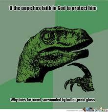 Faith Meme - faith by areia meme center