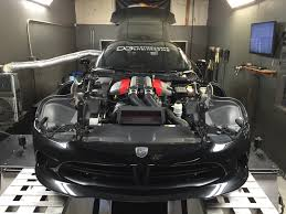 Dodge Viper Headers - d3pe f1x supercharger system now available