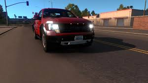 Ford Raptor Farm Truck - ford f150 svt raptor 1 2 american truck simulator mods ats mods