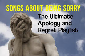 Seeking Best Friend Song 47 Songs About Regrets Apologies And Feeling Sorry Spinditty
