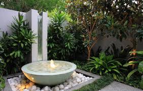 Backyard Fountains Ideas Lovable Backyard Water Ideas Water For Backyard