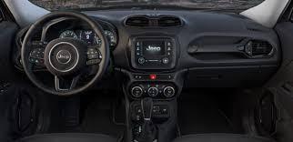 Interior Jeep Renegade Reviewed 2017 Jeep Renegade Altitude